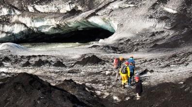 A l'assaut du Vatnajökull