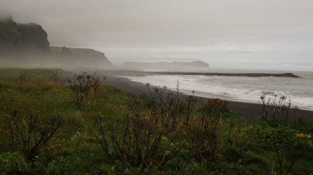 Vik and its Fuckin Fog
