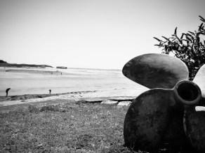Arrivée en mer © Topich