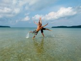 Les acrobates marins