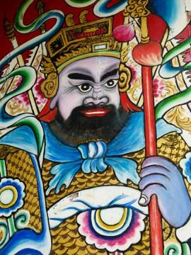 Dieu Chinois ? © Sandy