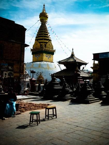 Stupa © Sandy