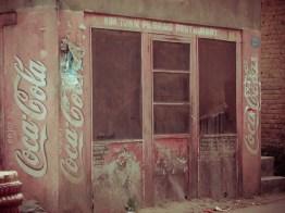 Coke is everywhere © Sandy