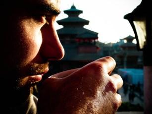 L'Himalaya ! Rdv dans 10 jours... © Sandy