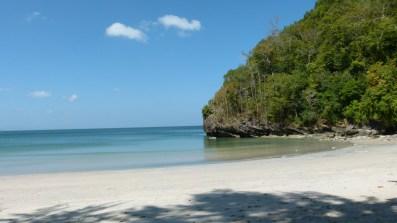 et ses plages bondées © Topich