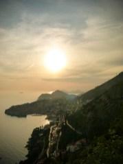 Dubrovnik's sunset © Sandy