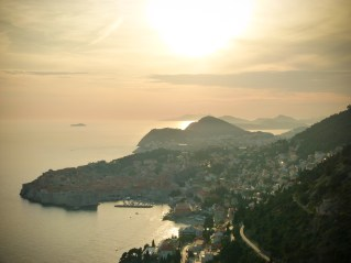 Dubrovniks' sunset II © Topich