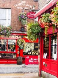 Irish Breakfirst in Temple Bar © Topich