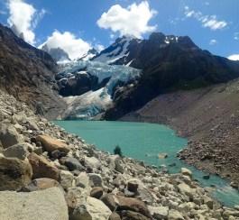 Glaciar Blanca