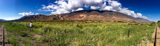 La montagne aux mille couleurs