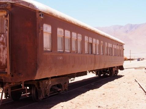 Wagon perdu