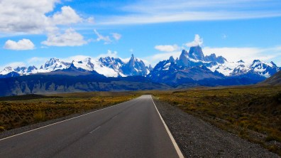 Direction Fitz Roy