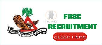 FRSC Recruitment