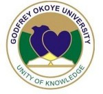 Godfrey Okoye University, Ugwuomu-Nike School Fees Scheduled for 2019/2020 Academic session