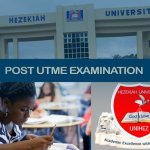 Hezekiah University (UNIHEZ) Post UTME Form for 2019/2020 Academic Session