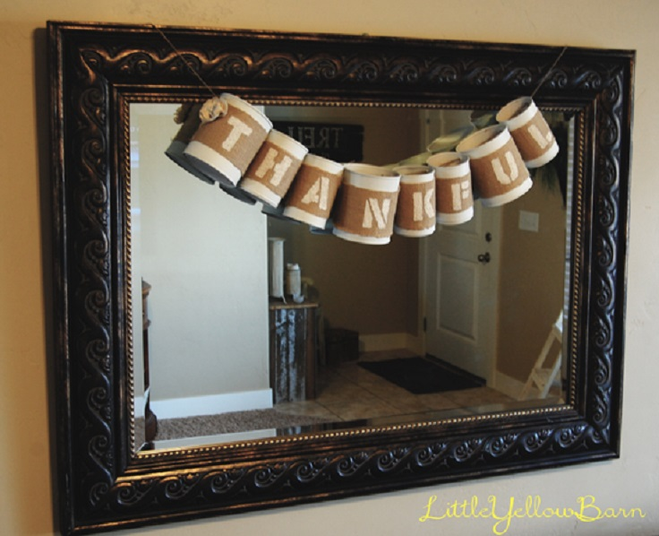 Top 10 Amazing DIY Decorations for Thanksgiving
