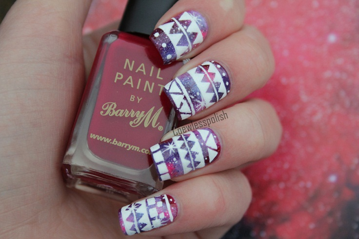 Top 10 Diy Winter Nail Art Tutorials