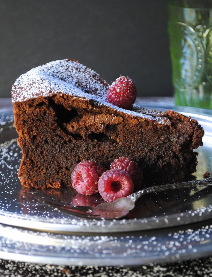 Easy Choc Mousse Cake Recipe