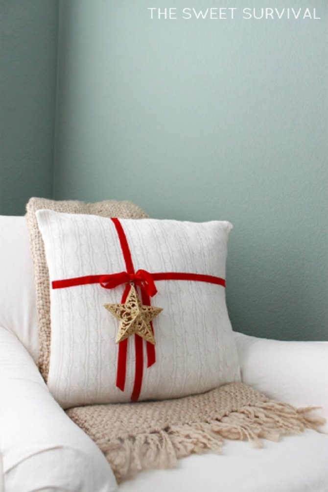 handmade gifts ideas cushions for your living room