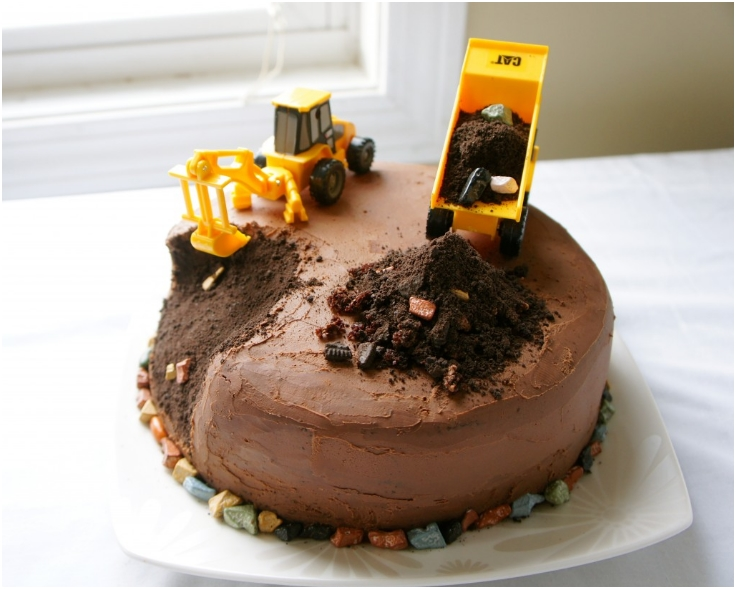 Top 10 Tough Looking Birthday Cakes For Boys Top Inspired
