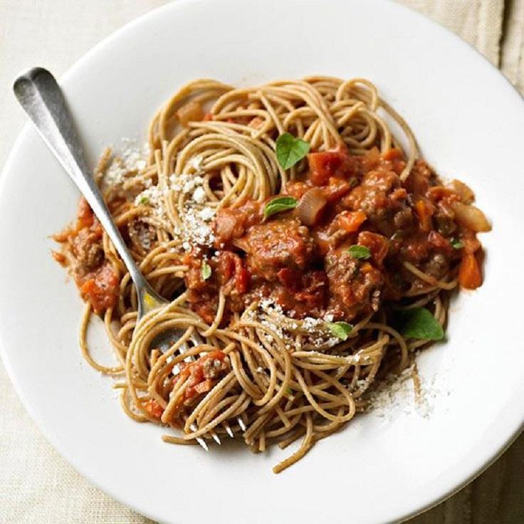 Sauces Spaghetti Beef Tip