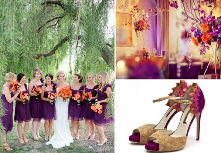 Autumn Wedding Table Ideas