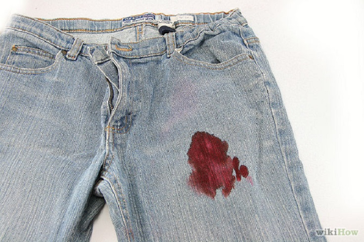 8. Remove Blood Stains