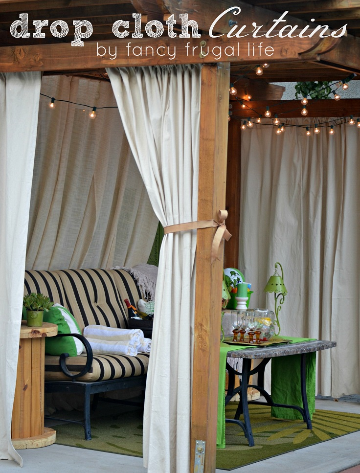 Cabana-Patio-Makeover-with-DIY-Drop-Cloth-Curtains