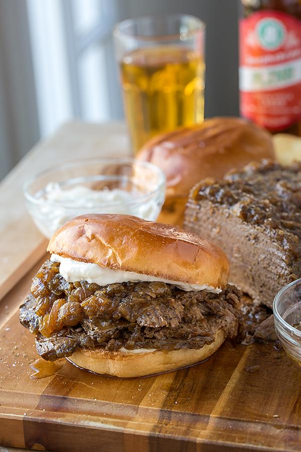 Beef Brisket Sandwich Recipe