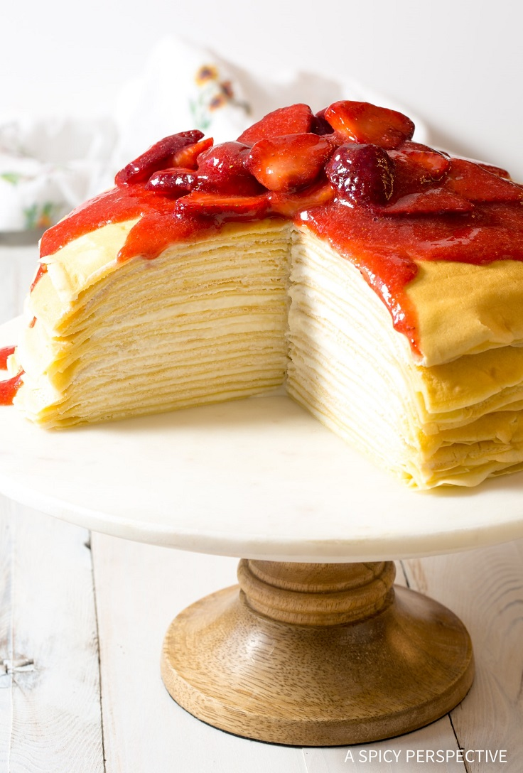 Top 10 Delicious Crepe Cake Recipes For Any Occasion Top