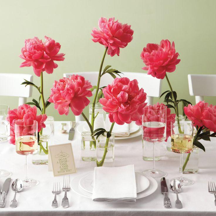 8. Small Vase Flowers