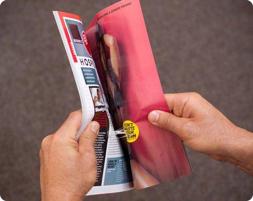 171 Top 35 des publicités de magazines originales et insolites