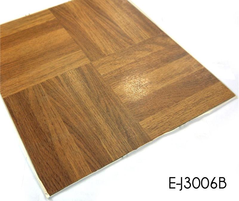 size wood grain pvc tile vinyl flooring