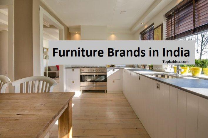 top 10 furniture brands in india (2021) best furniture companies