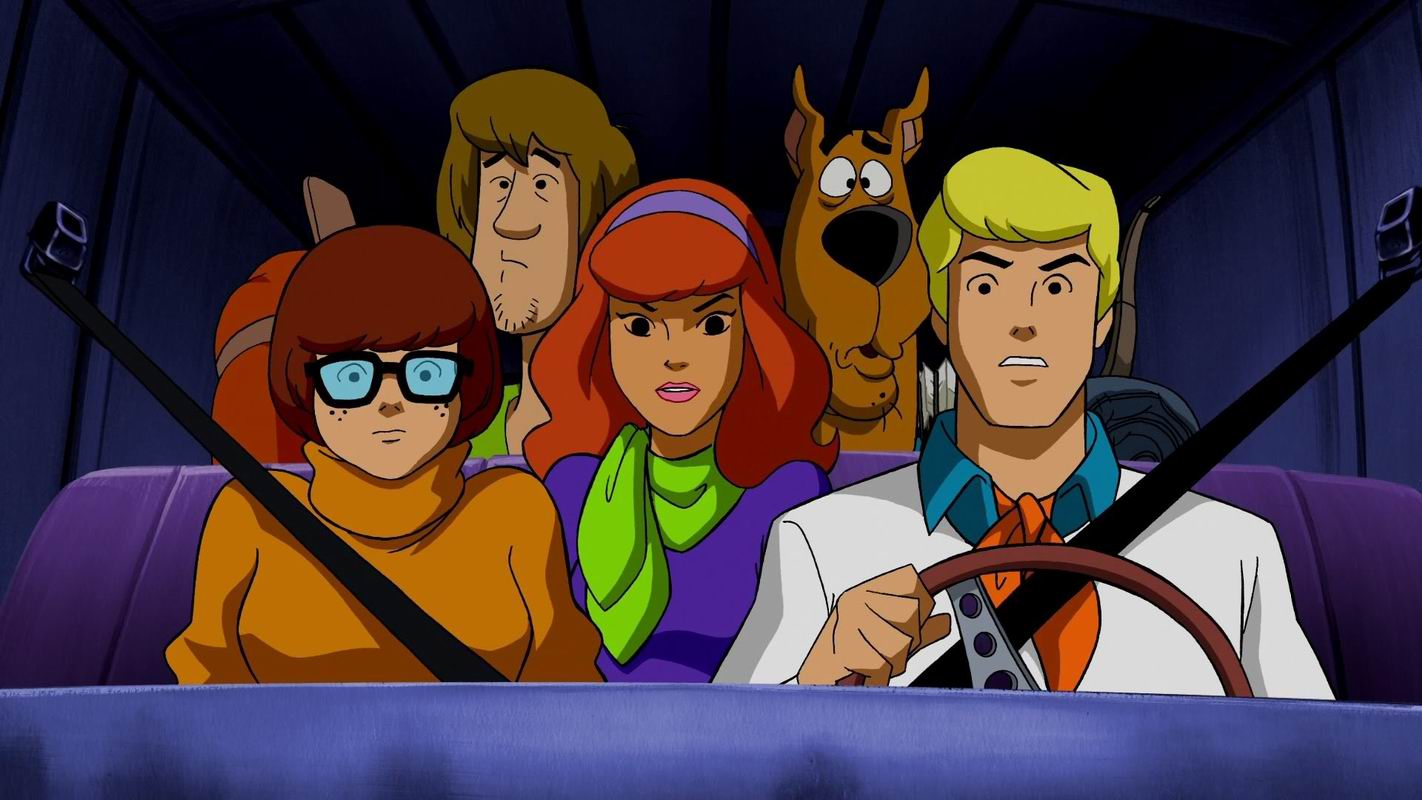 Doo Scooby Girl Incorporated Vs Ghost Mystery