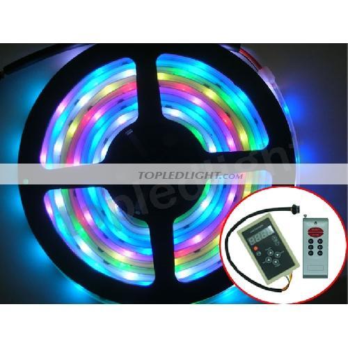 Color Changing Led Car Lights