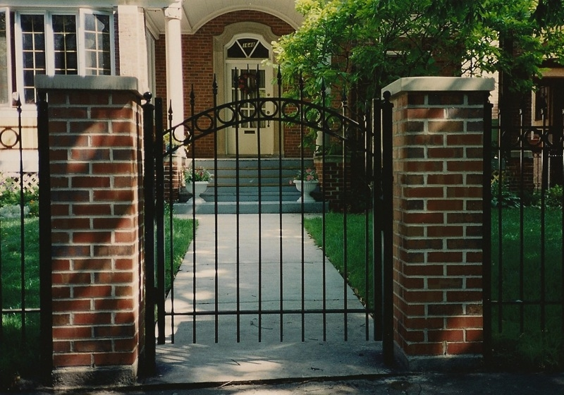 Image Result For Wrought Iron Fence Gate