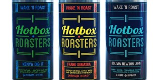 hotbox coffee roasting