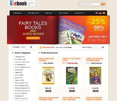 Tienda-Libros