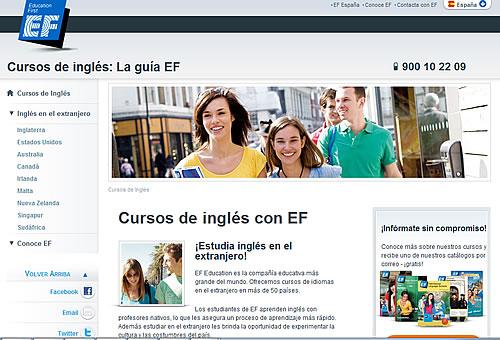 Estudiar ingles-Educación