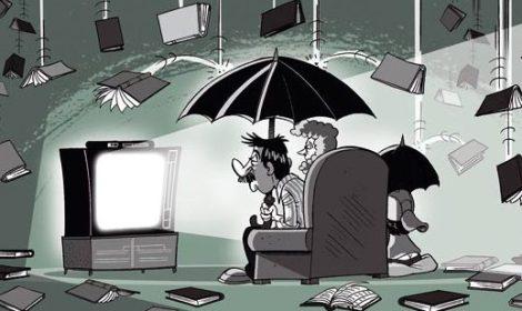 television-libros