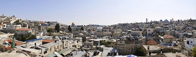 Old Jerusalem skyline