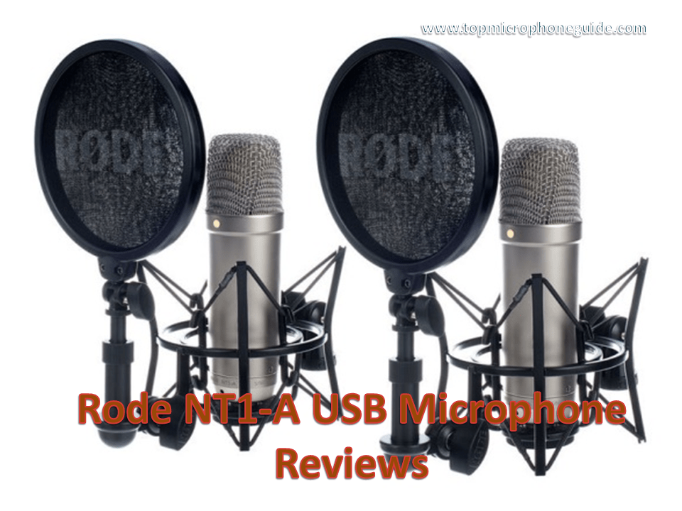 Rode NT1-A USB Microphone