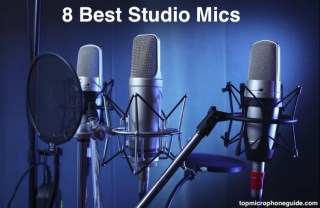 8 Best Studio Mics