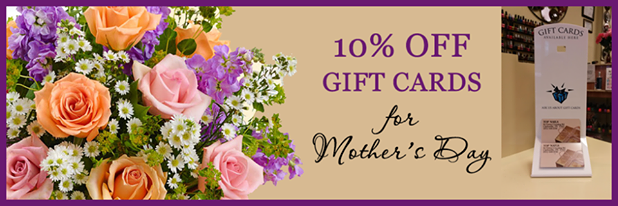 Happy Mother's Day from Top Nails - 10% off gift cards