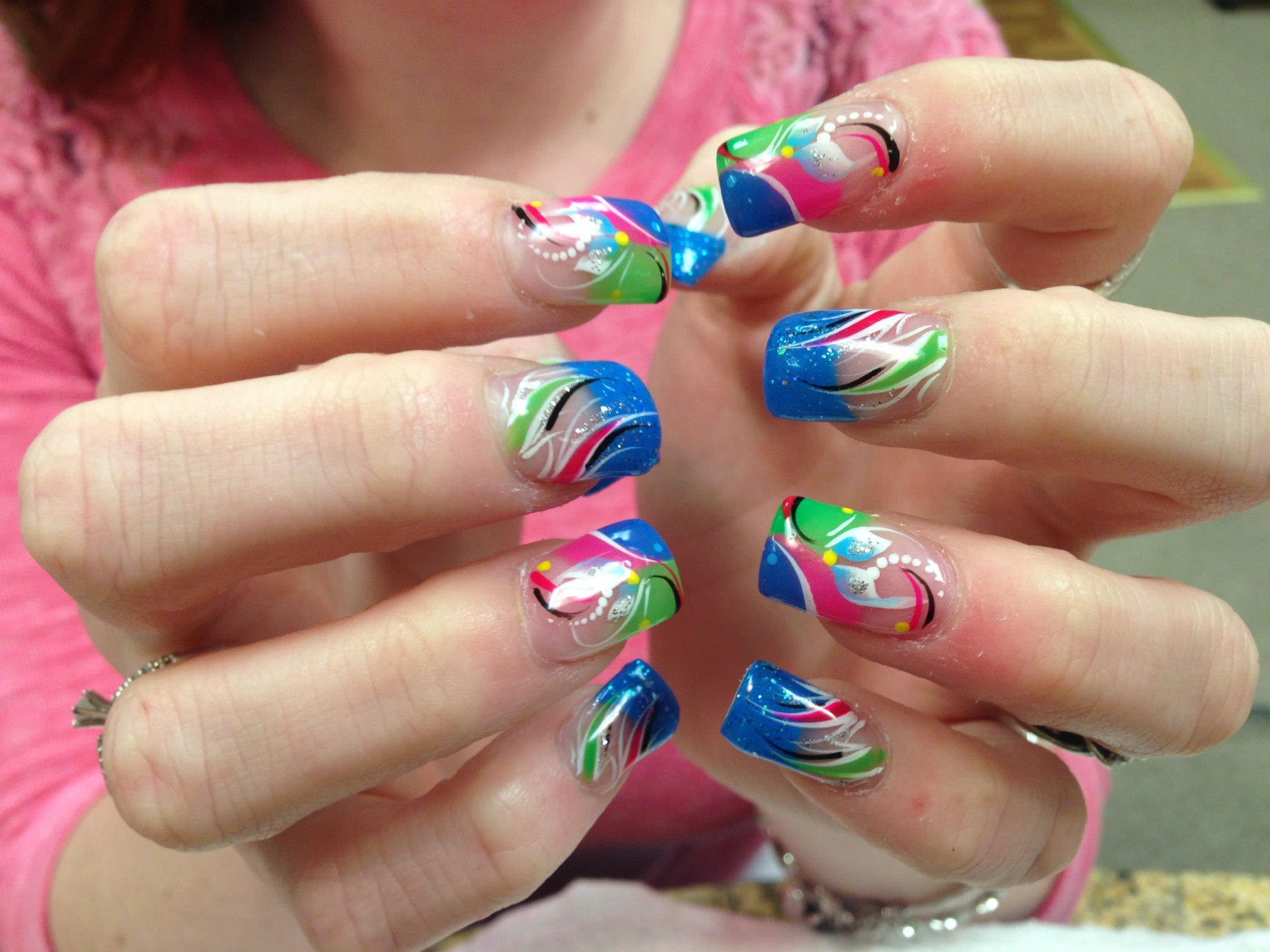 Nail Spa Salon Photo Gallery | Top Nails