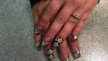 Wedding bells 3d nail art designs by top nails clarksville tn creative elegance 3d nail art designs by top nails clarksville tn prinsesfo Gallery