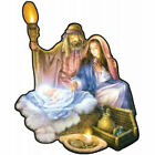 The Nativity 1000 Piece Jigsaw Puzzle by SunsOut Religious Shapped Puzzle NEW