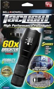 Bell + Howell Taclight 1307 Taclight