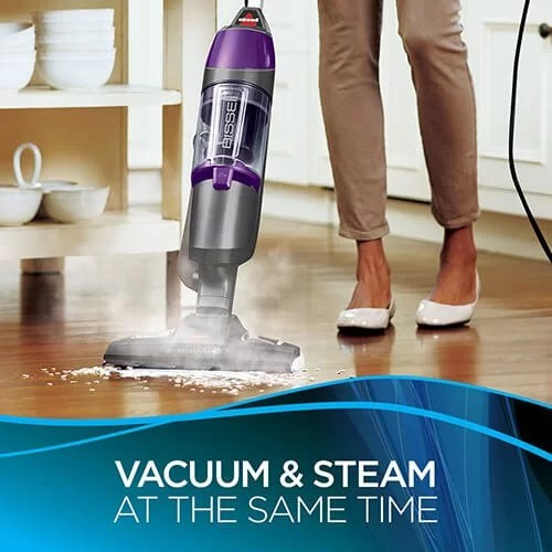 Symphony Pet All-in-One Vacuum and Steam Mop 1543 vacuum and steam